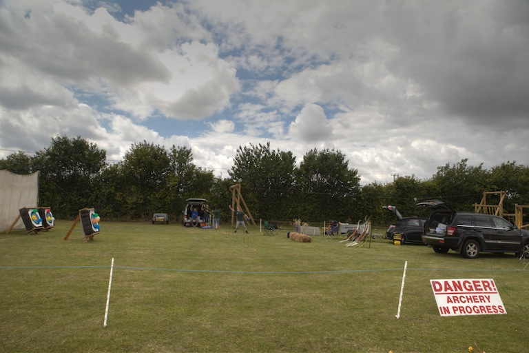 Litlington Fête 2011